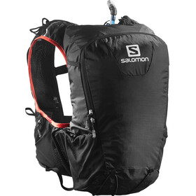 Salomon Skin Pro 15 Bag Set Black/Bright Red
